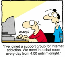 Chat addict
