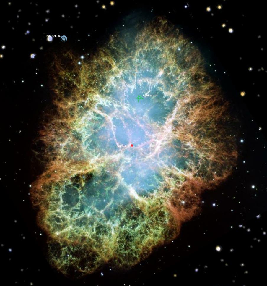 supernova threat to earth - photo #2